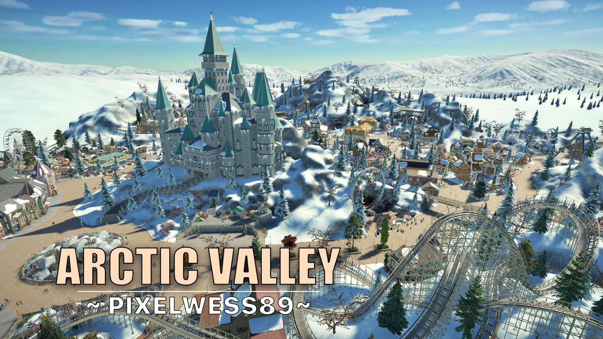 Arctic valley video