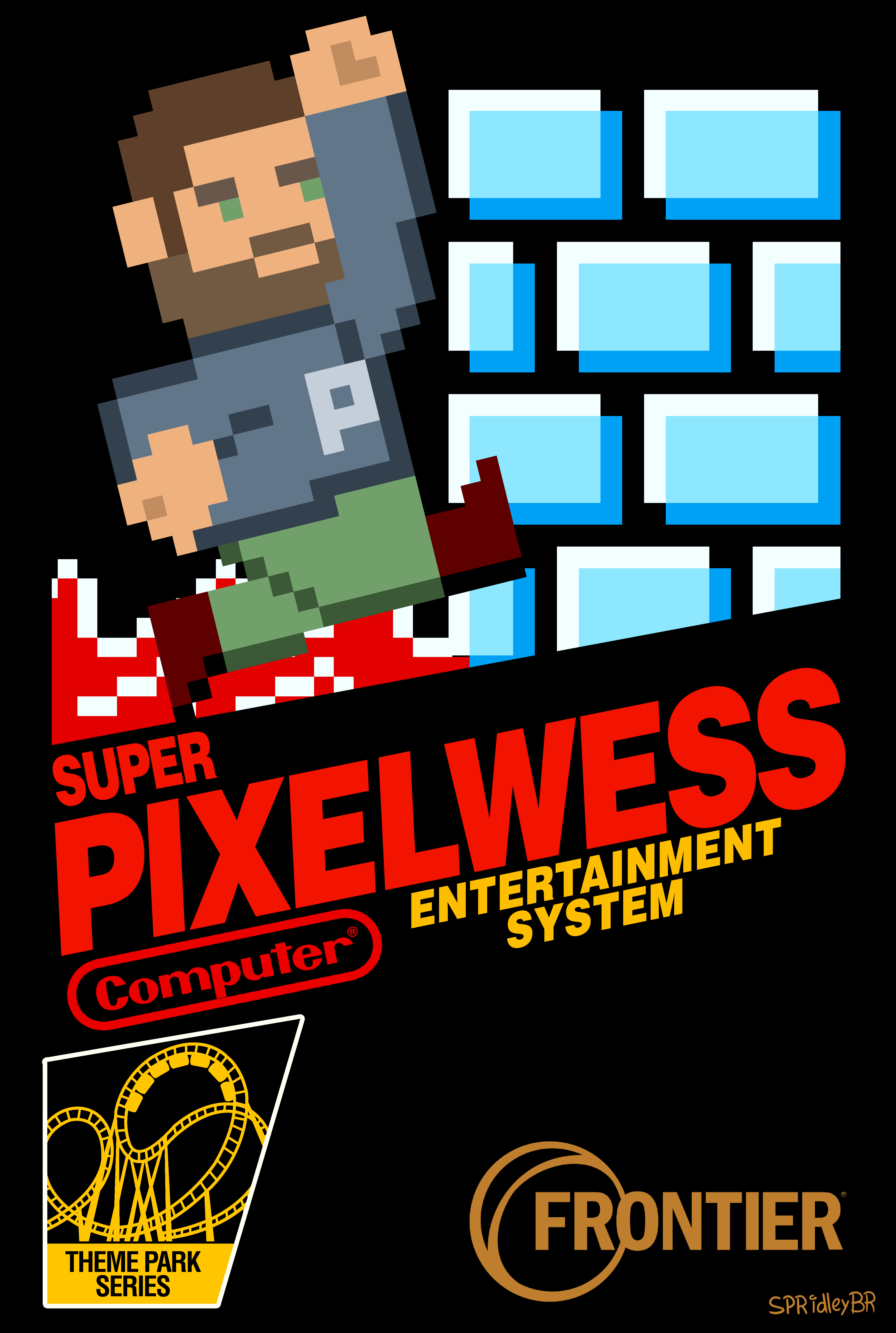 PixelWess89 Poster