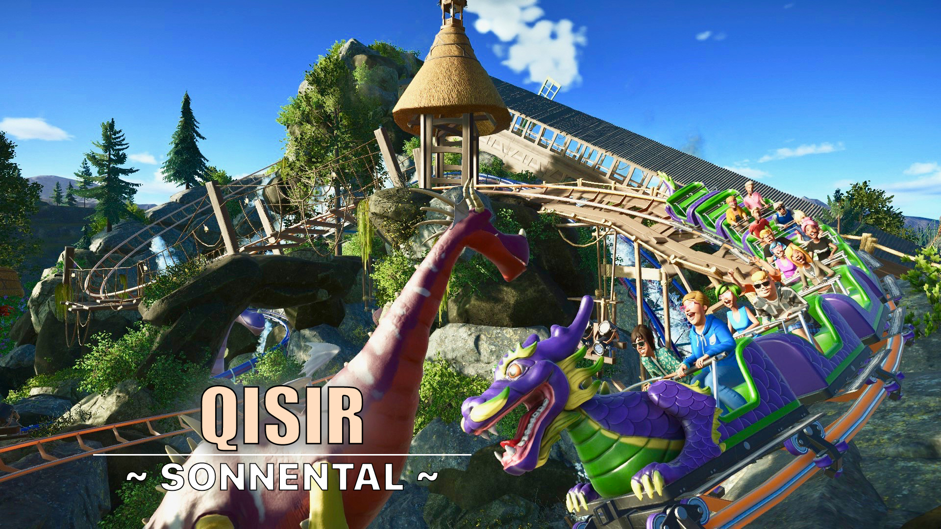 Qisir dragon coaster