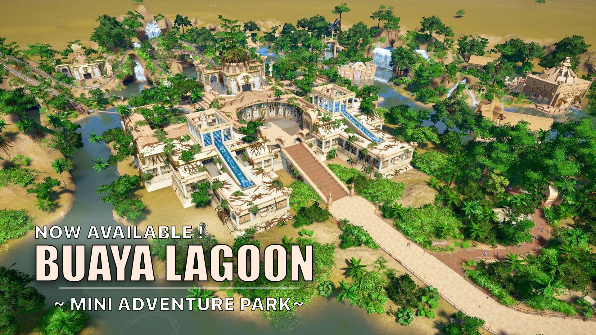 buaya lagoon