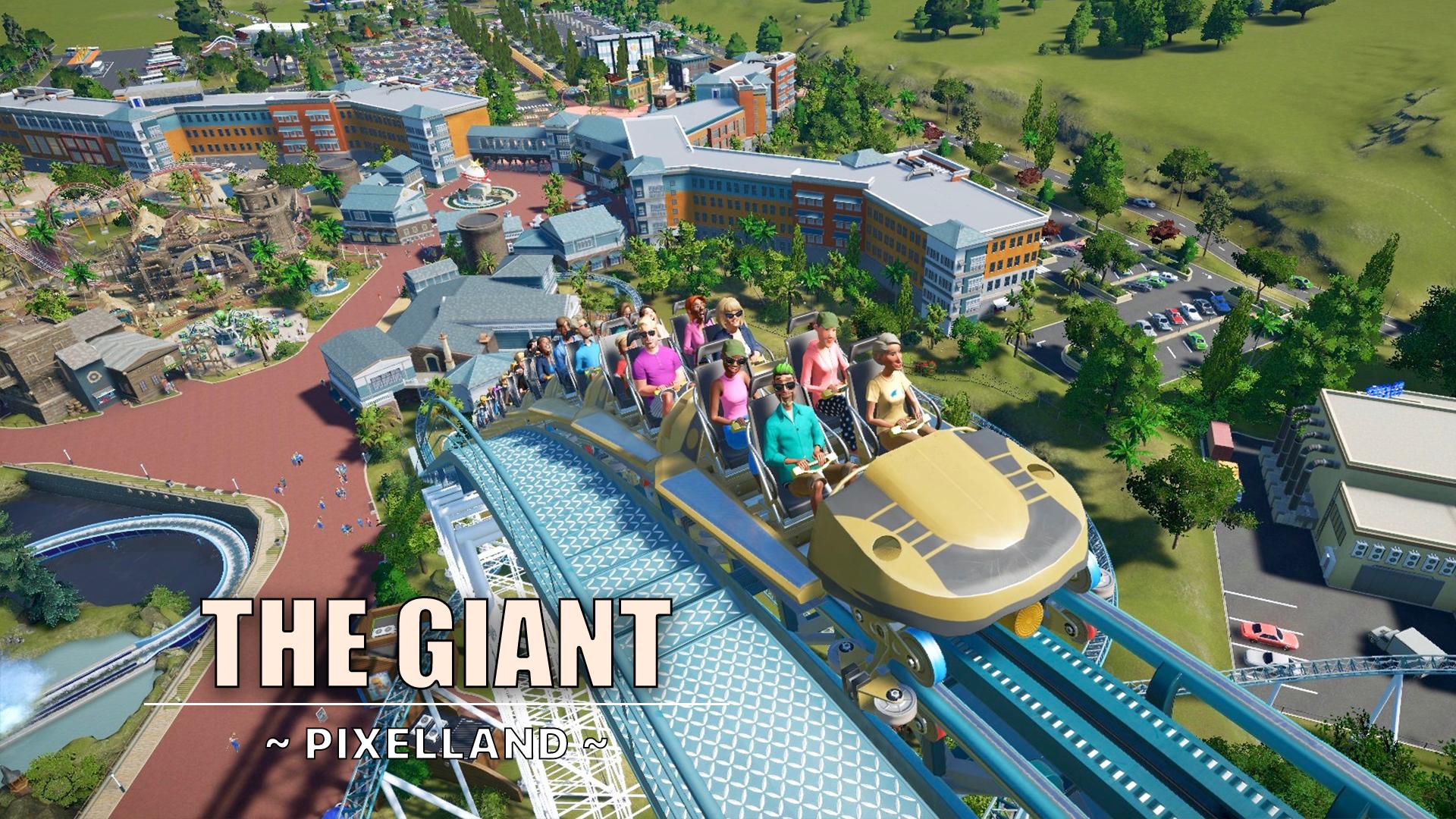 New video: The Giant [Mega Coaster]