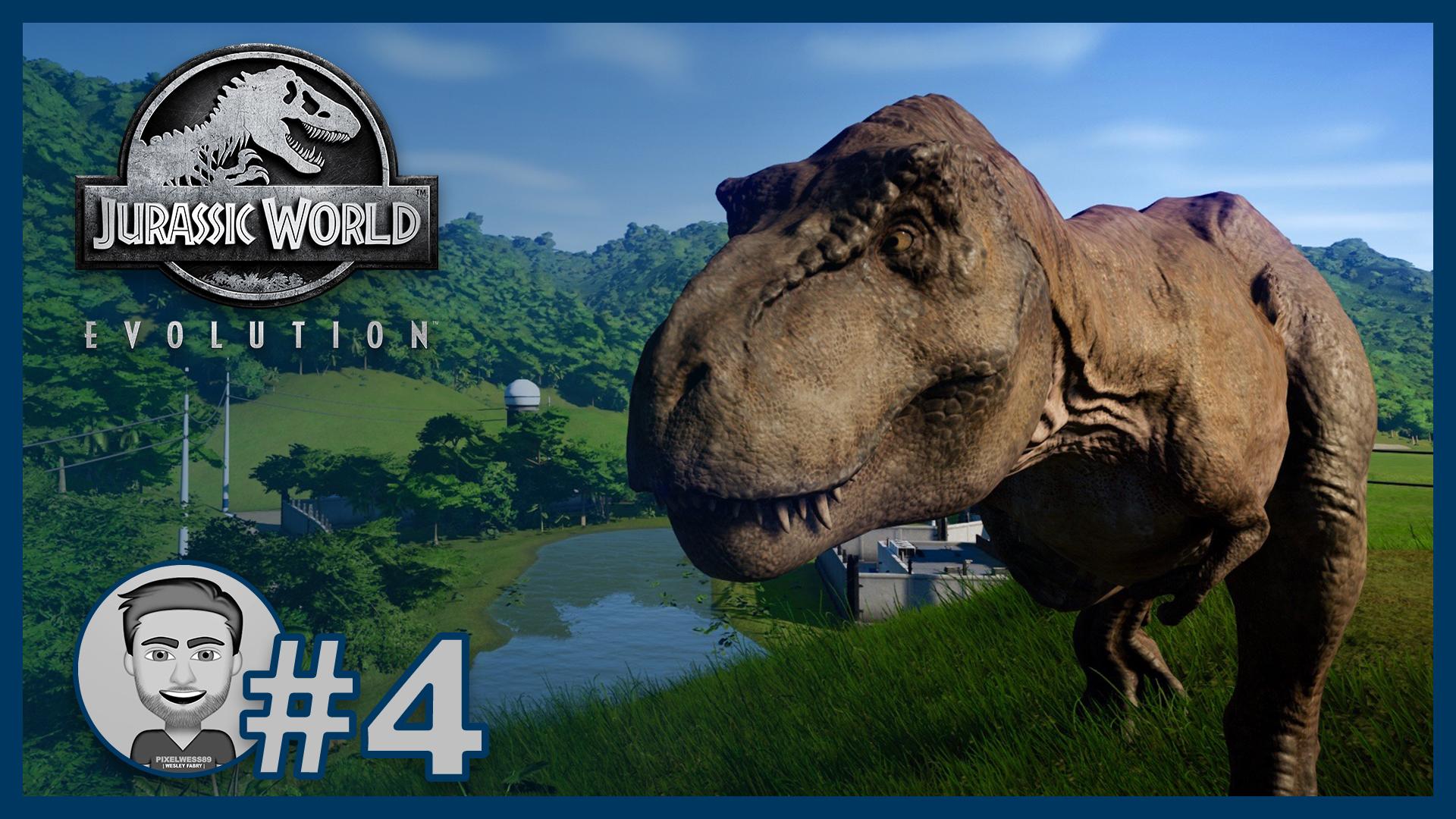JWE4 t-rex