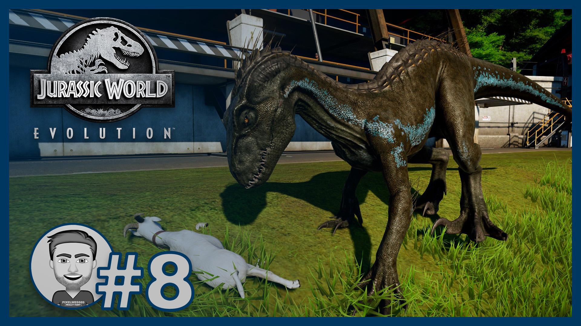 JWE #8: Indoraptor 😱🦖