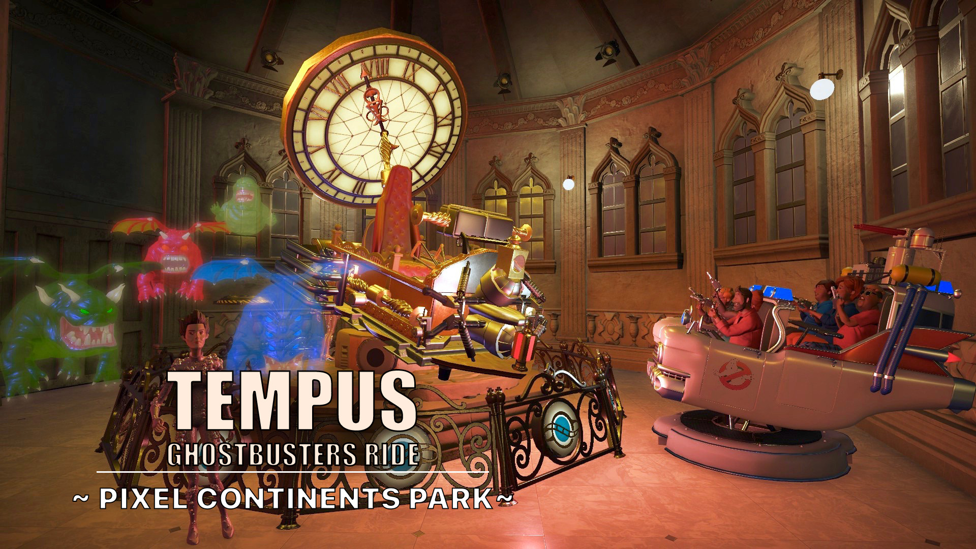 Tempus - Ghostbusters Ride
