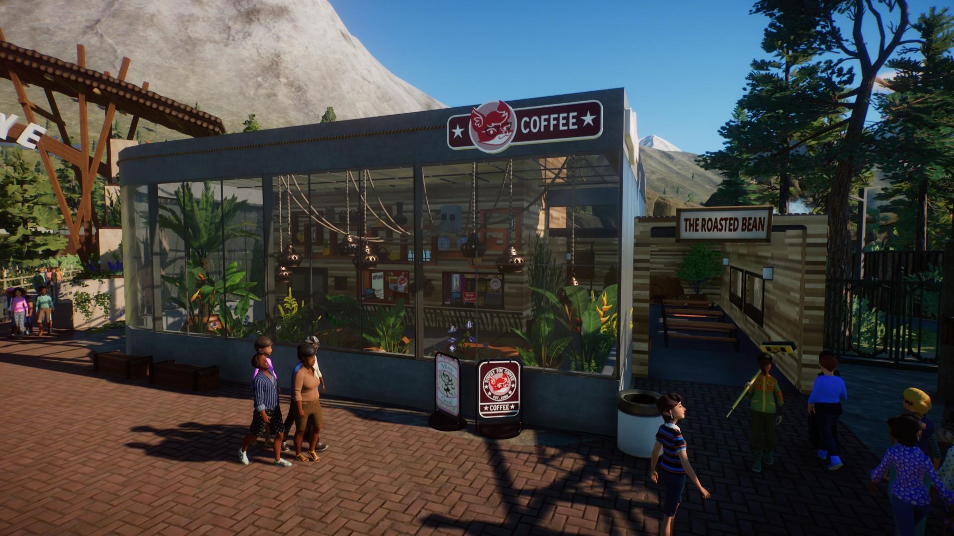 Pixel Zoo blueprints 🦍🦒🐅