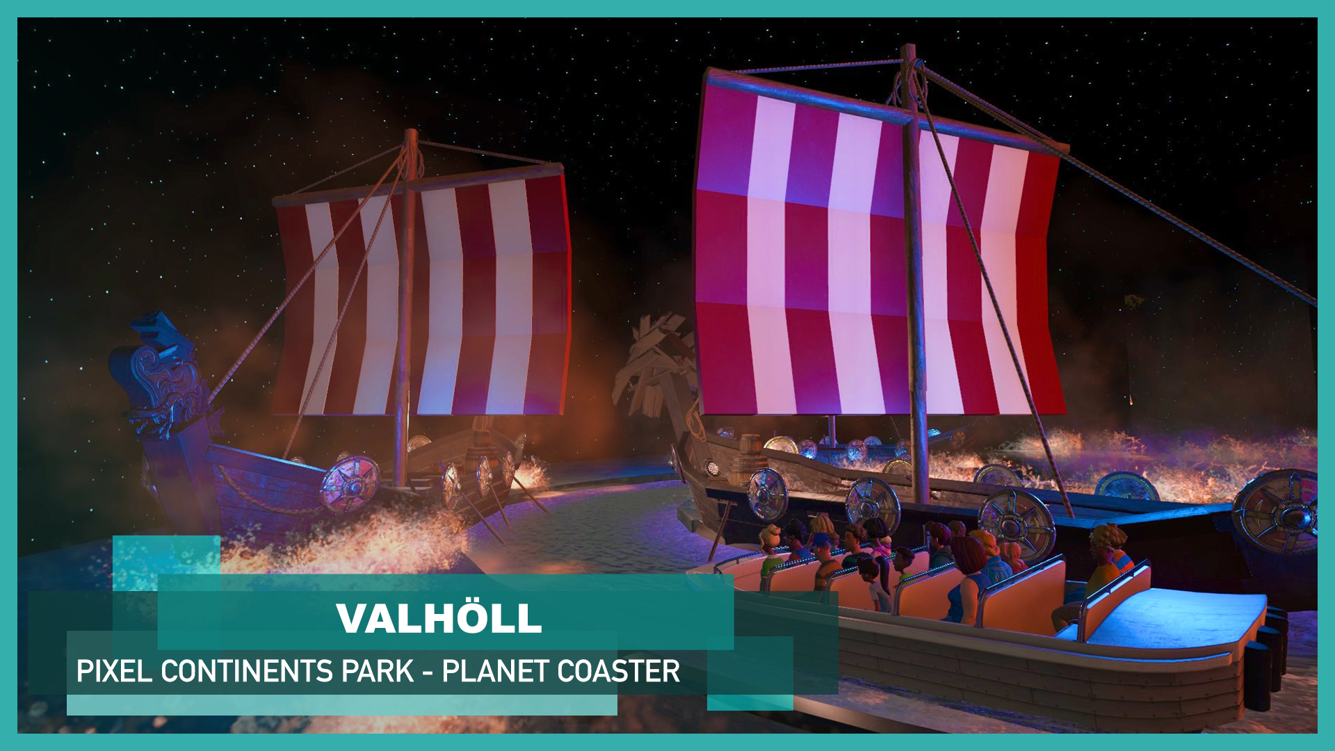 New video: Valhöll 🇳🇴💀💦